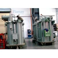 Oil Immersed 3 Phase Power Transformer Electrical Oltc For Indoor / Outdoor Manufactures