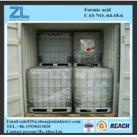 Colorless liquid Formic Acid 85% Manufactures