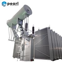 110 Kv And 220 Kv High Voltage Power Transformer Electric Substaton Manufactures