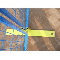 Canada Powder Coated Temporary Fence Panel 6ft x 9ft 6ft x10ft for sale ,construction fence for hire Manufactures