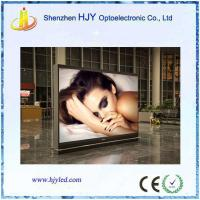 colorful flash P4 indoor led display Manufactures