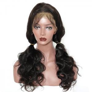 Buy cheap 8 - 26 Inch Virgin Brazilian Full Lace Wigs For Women / Full Head Lace Wig from wholesalers