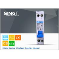 DZ30-32 Singi Household Miniature Circuit Breakers with phase and neutral line Manufactures