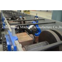 Quality High Precion Hot Rolled C Z Purlin Roll Forming Machine For Steel Workshop for sale
