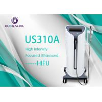 Buy cheap Vertical Salon Laser HIFU Machine High Intensity Focused Ultrasound For Wrinkle from wholesalers
