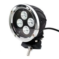 5.5 Inch Super Bright 40W Led Work Lights For Trucks , aluminum CREE LED Working Light Manufactures