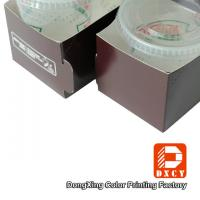 Quality Eco Friendly Take Away Food Packaging , Soy Ink Printing Fancy Paper Coffee Cup for sale