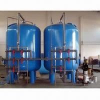 30T/H River Water Purification Equipment with Power of 380V/50Hz, Easy to Install Manufactures