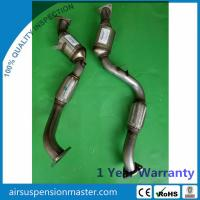 China Catalytic Converter Cat 955113033AX 95511303302 for Porsche 3.6T front right Catalytic Converter Exhaust catalyst on sale