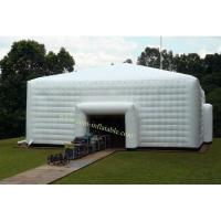 Quality Durable PVC Giant Inflatable Tent , Inflatable Air Supported Structures for sale