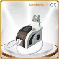 Portable Elight Hair Removal Machine With IPL RF Manufactures