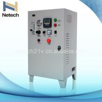 clean Ozone Generator  Machine Corona Discharge For Factory With ORP 100Mg/L Manufactures