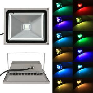 20W PIR Infrared Body LED Motion Sensor Flood Light Floodlight AC 85-265V Waterproof Outdo Manufactures