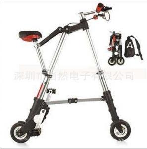 "8"" wheeled folding bicycle folding bike,A-bike Manufactures"