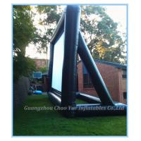 Commercial Grade Inflatable Movie Screen for Outdoor Activity (CY-M1672) Manufactures