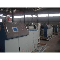 Buy cheap HDPE Pipe Extrusion Line/Extruder/Extruding Machine/Plastic Machinery (LSJ) from wholesalers