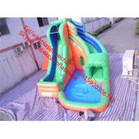 ot sale inflatable combo/ inflatable castle/ inflatable jumping bouncer with slide Inflatable Slide Manufactures