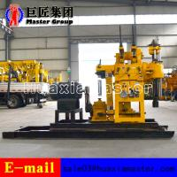 Buy cheap HZ-200Y Hydraulic rotary 200meters water drilling machine for sale from wholesalers
