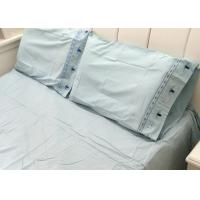 Country Style King Size Bed Duvet Covers Color Customized 100% Cotton Material Manufactures