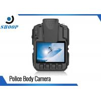 High Resolution WIFI Police Body Cameras With GPS Drop Resistance 2m Manufactures