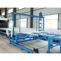 Buy cheap High Precision Polyurethane Horizontal Foam Cutting Machine for Foam Block from wholesalers