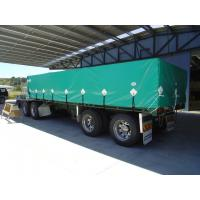 Buy cheap Flexible Waterproof PVC Truck Cover Tarpaulin , Heavy Duty Canvas Tarp for Bags from wholesalers