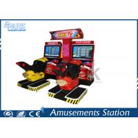 Steel Pop Motorcycles Speed Racing Arcade Video Game Coin Operated Manufactures