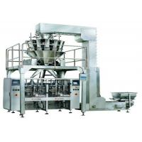 VFFS Vertical Form Fill And Seal Machines , Tea Pouch Packing Machine Full Automatic Manufactures