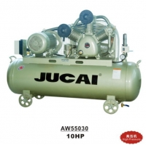 10hp 7.5kw Reciprocating Piston Air Compressor 250L 30 Bar Pressure Manufactures