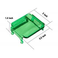 Green Cover For Cube 2X2 LED Lights Vehicle Accessories For 12V jeep Trucks Manufactures