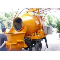 10Mpa Pumping Pressure Concrete Mixer Pump With Electric Motor Stable Performance Manufactures