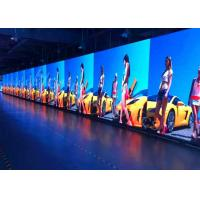 Small Pixel P2 Indoor LED Display Board, LED Backdrop ScreenFor Video Animation Manufactures