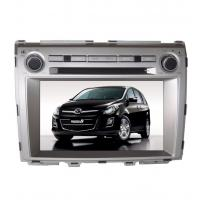 Bluetooth Car GPS Navigation System , GPS Monitoring System RDS A2DP Manufactures