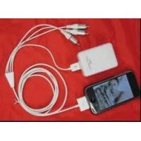 AV +USB CABLE for iPhone 3G 2.2 IPA102 Manufactures