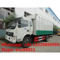 China forland  4*2 LHD Bulk Grain Transport Truck for sale, factory sale  18M3 bulk grain suction and delivery truck Manufactures