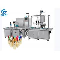 5 Nozzles Fully Silicone Cosmetic Filling Machine Lipstick Molding Machine With Cooling Tunnel Manufactures