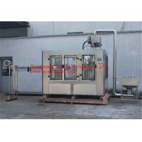 Cost-effective Automatic glass bottle wine filling equipment Manufactures