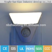 China 2014 mini decorative indoor motion sensor night light with plug with UL,GE on sale