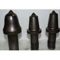 Quality Tungsten Carbide Bullet Teeth Rock Auger C21 Teeth 19mm Trencher In Black for sale