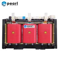 6.6 KV - Class Amorphors Alloy Dry Type Transformer Low Loss Self Extinguishing Manufactures