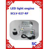 vortex function indoor LED 27W fiber cable light engine fiber lighting Manufactures