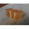 High Grade Bauxite Silica Mullite Bricks For Cement Kilns , High Temperature Insulation Manufactures