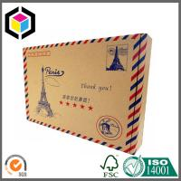 Standard Size Color Paper Mailing Envelope; Custom Print Color Paper Envelope Manufactures
