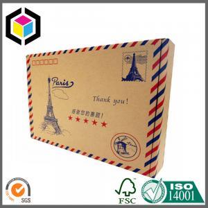 Quality Standard Size Color Paper Mailing Envelope; Custom Print Color Paper Envelope for sale