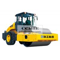 XCMG Mechanical Single Drum Vibratory Road Roller XS162J ISO CE Manufactures