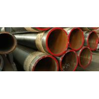 A335 P5 Material Refinery Piping , Alloy Steel Pipe Hot Rolled For Fusion Welding Manufactures