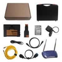 Quality WIFI BMW ICOM A2+B+C Diagnostic and Programming Tool 2018/7V with T410 Laptop for sale