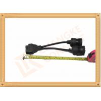 Female To Odb2 Extension Cable 16 Pin Adapter PVC Insulation CK-MFTY001 Manufactures