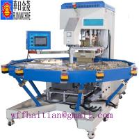 China Turnable RF Welding Machine for PVC PET Blister or Clamsehll on sale