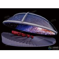 Dynamic Dome Movie Theater For Major Scenic Spots / Museums / Planetariums Manufactures